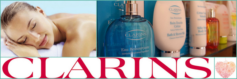 Clarins Double Points Offer in October