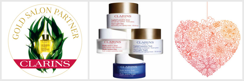 CLARINS for me… a beautifully simple loyalty scheme