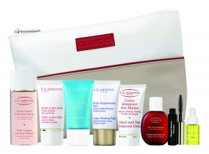 Margaret Balfour - Clarins Gift of Beauty Offer - Feb 2014