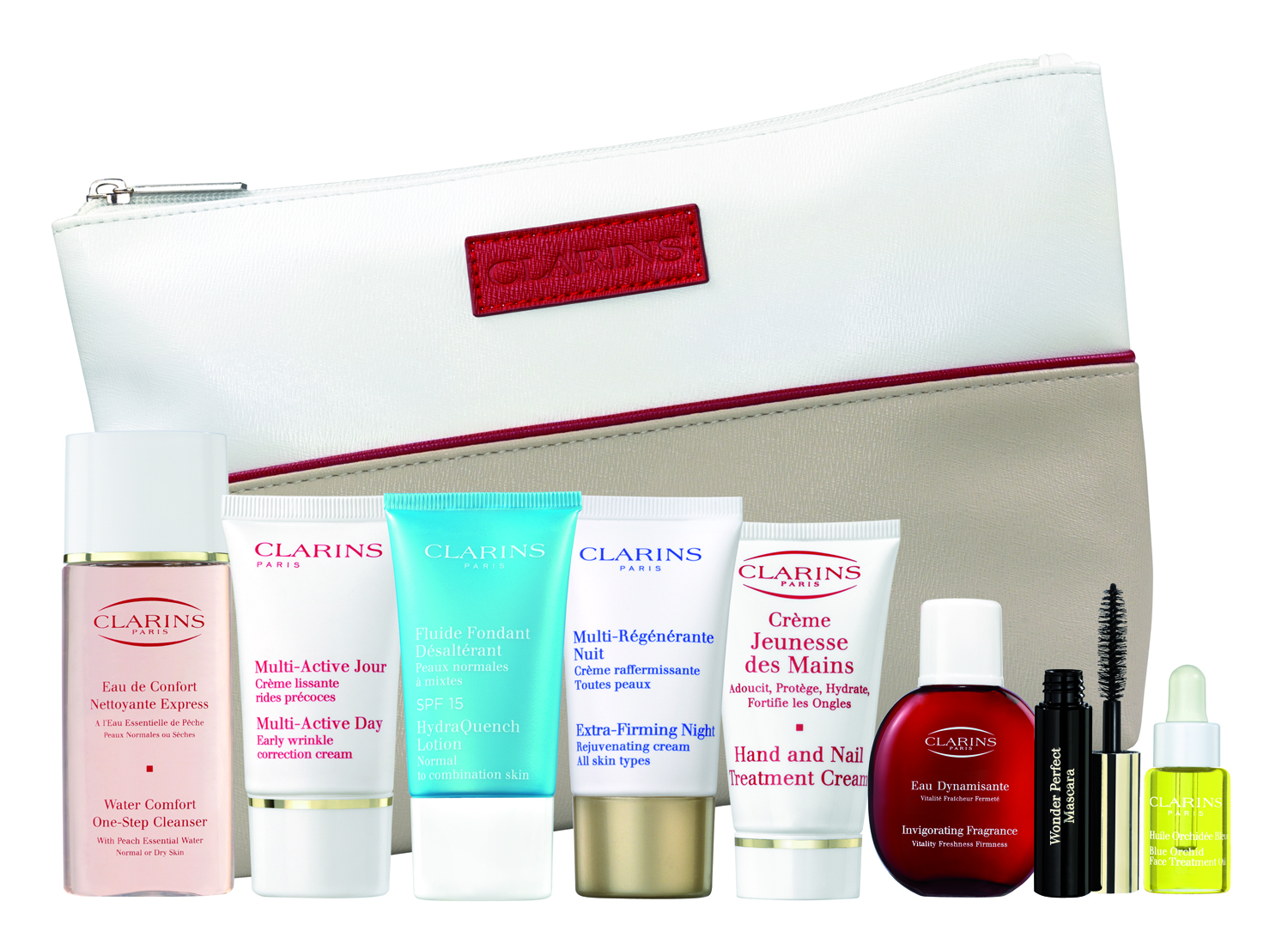 Explore the extensive range of Clarins makeup, fragrance, skincare, body care and ClarinsMen grooming products including the iconic Double Serum, Extra-Firming range and Beauty Flash Balm. Clarins.