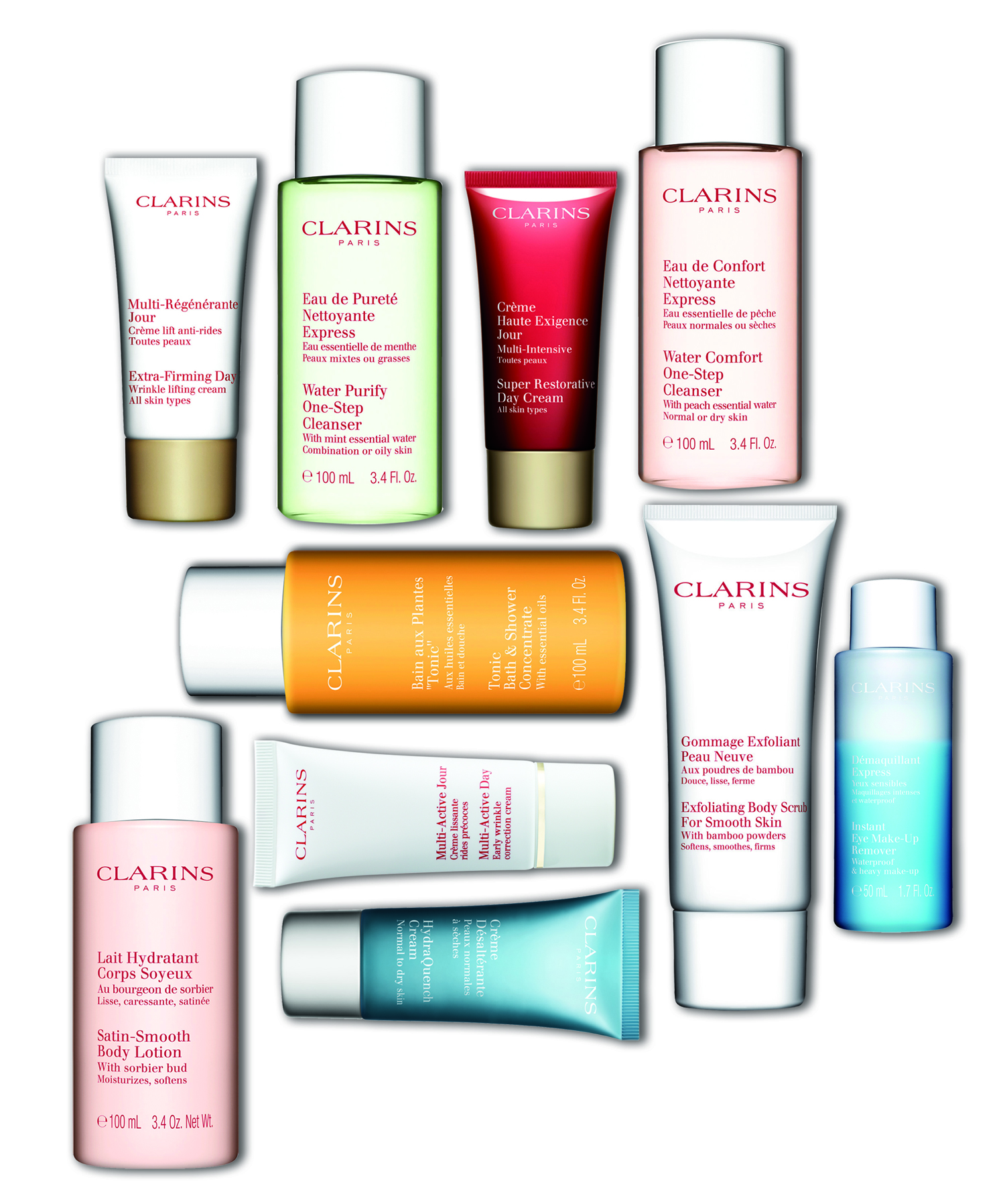 Clarins Gift Offers Gift Ftempo