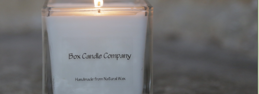 New range of NATURAL CANDLES