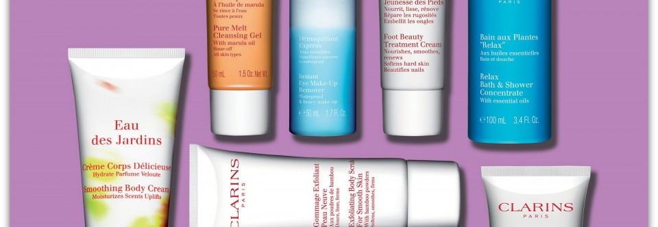 Big Beauty Gift offer from Clarins