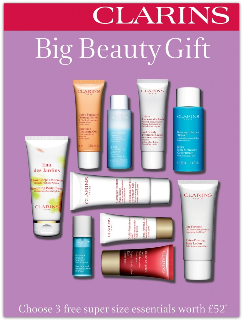 How to use a Clarins coupon Sign up for Clarins email list to receive subscriber-only discounts, free gives and news of members-only sales events. Clarins 'Special Offers' section lists all current coupon codes and promotions in one place so they are easy to find%(8).