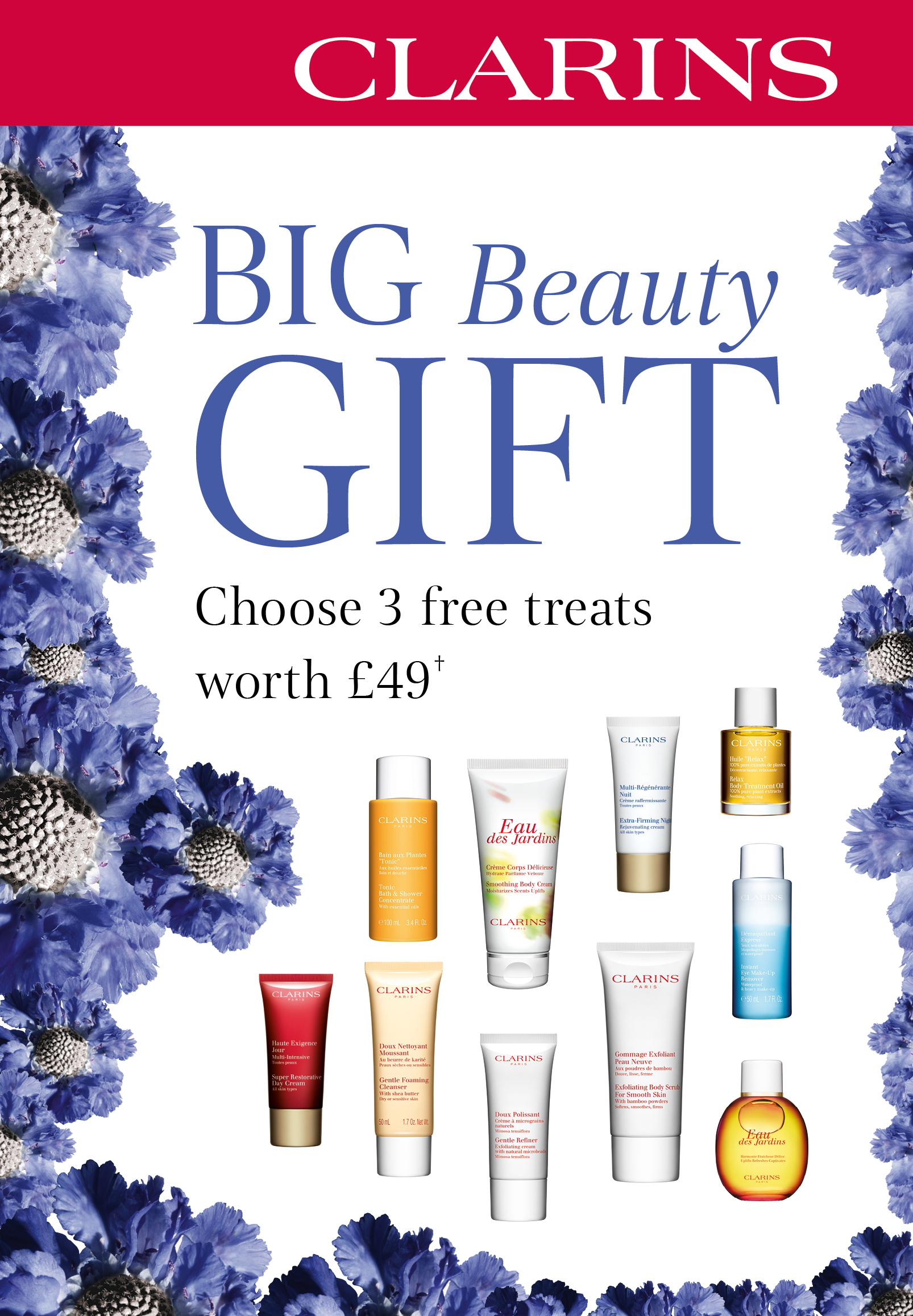 Margaret Balfour Big Beauty Gift Offer