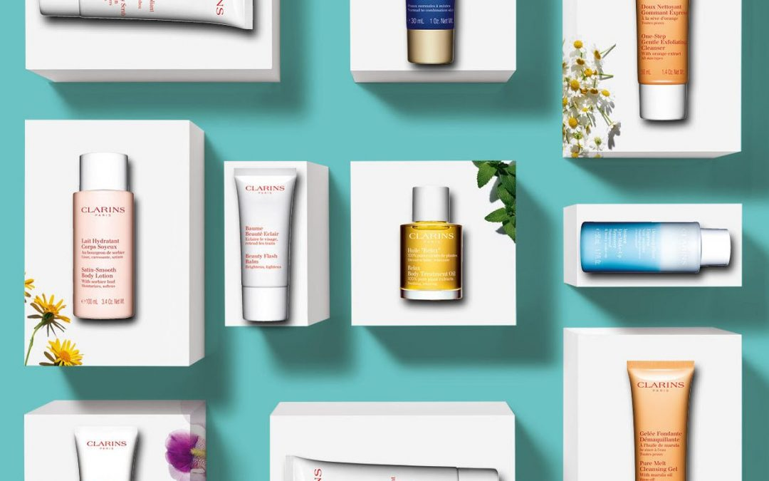Clarins Big Beauty Gift worth £47