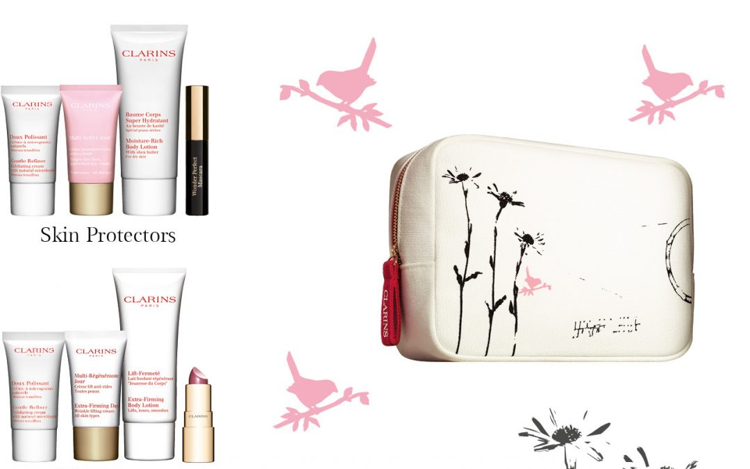 Clarins Free Great Skin Beauty Gift