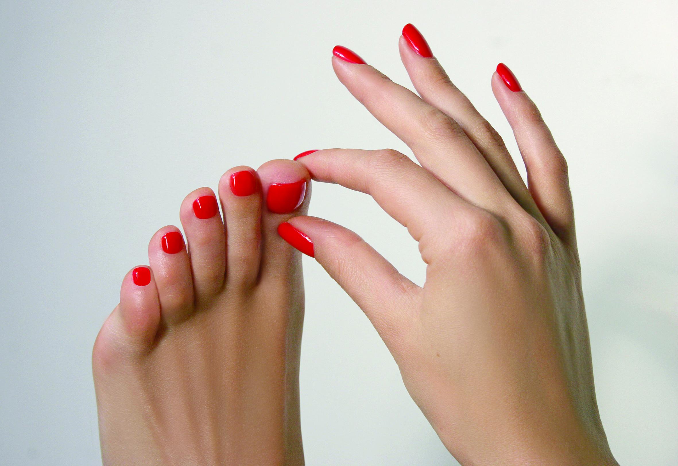 April Manicure & Pedicure Offer