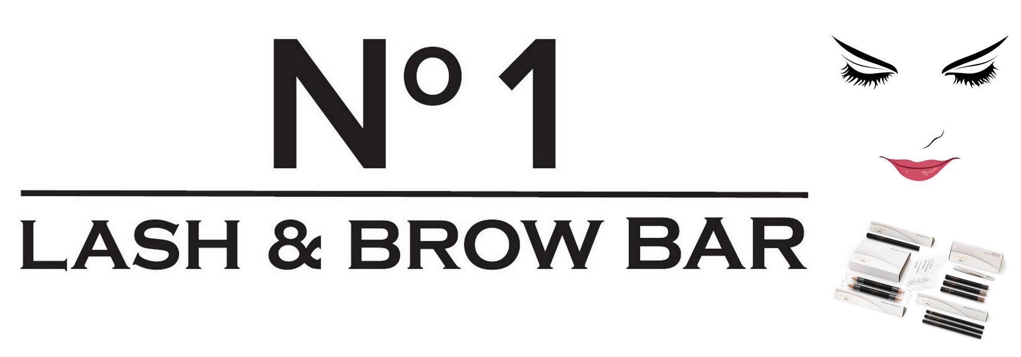 New! No. 1 Lash & Brow Bar